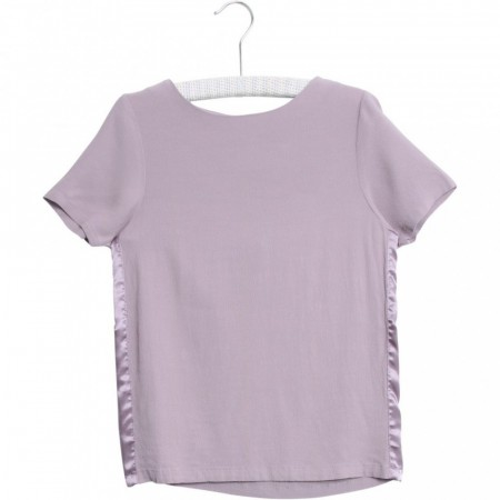 Wheat - Leonora bluse, soft lavender