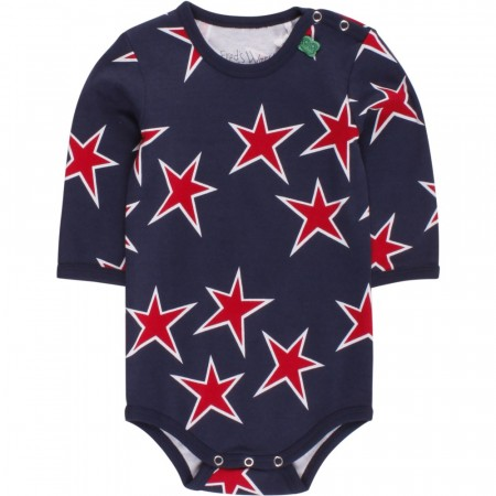 Fred's World - Star peep body, navy